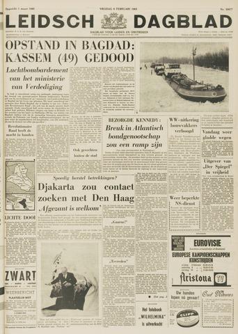 Leidsch Dagblad 1963-02-08