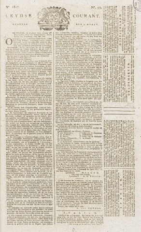 Leydse Courant 1817-03-17