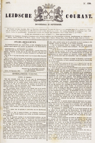 Leydse Courant 1873-09-25