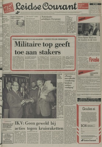Leidse Courant 1984-01-07