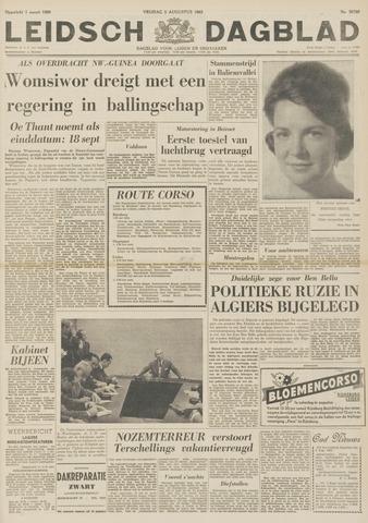 Leidsch Dagblad 1962-08-03