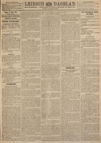Leidsch Dagblad 1923-03-16