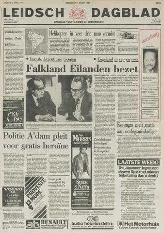 Leidsch Dagblad 1982-04-02