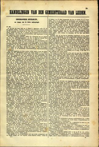 Handelingen van de Raad 1874-03-23