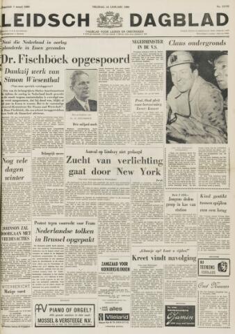 Leidsch Dagblad 1966-01-14