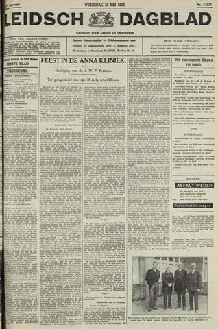 Leidsch Dagblad 1932-05-18