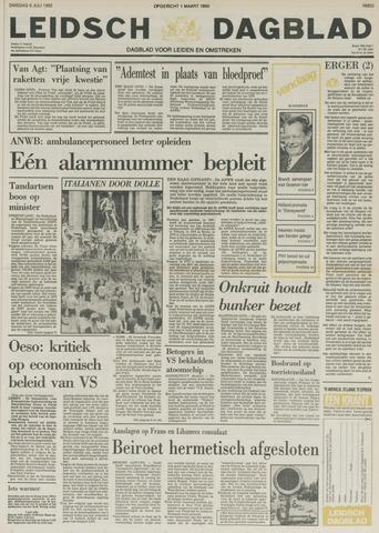Leidsch Dagblad 1982-07-06