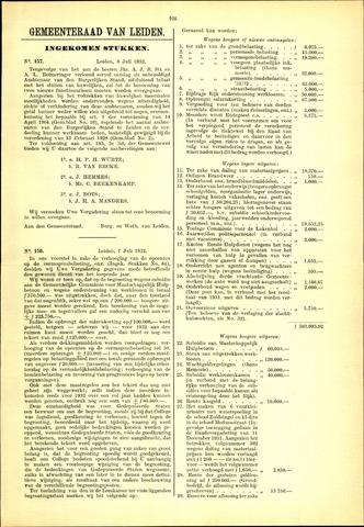 Handelingen van de Raad 1932-07-06