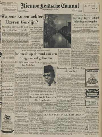 Nieuwe Leidsche Courant 1957-12-28
