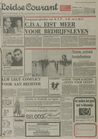 Leidse Courant 1974-11-29