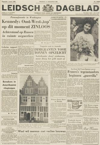 Leidsch Dagblad 1961-08-11