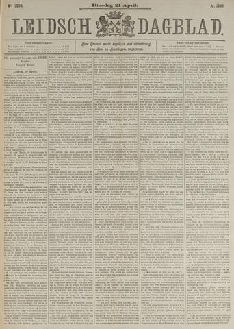 Leidsch Dagblad 1896-04-21
