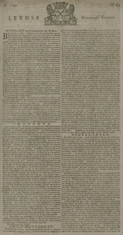 Leydse Courant 1740-05-25