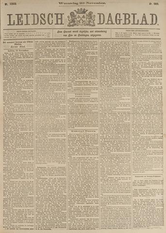 Leidsch Dagblad 1901-11-20