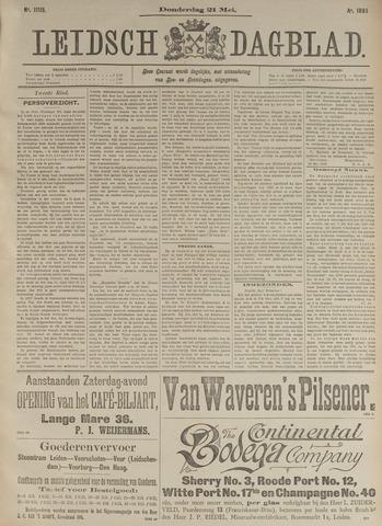 Leidsch Dagblad 1896-05-21