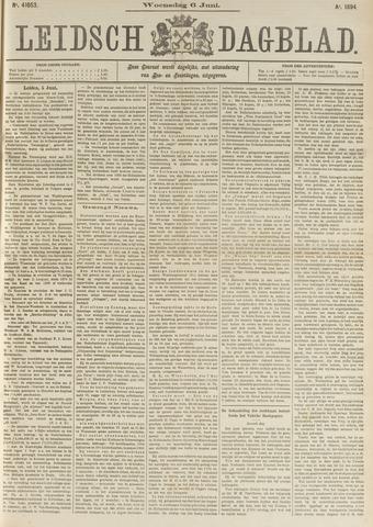 Leidsch Dagblad 1894-06-06