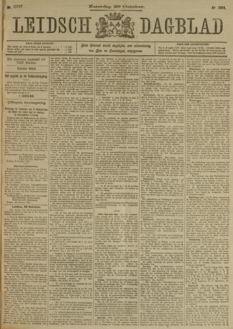 Leidsch Dagblad 1904-10-29
