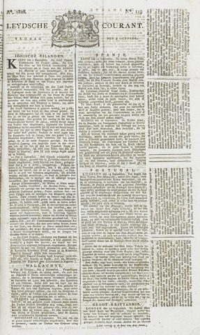 Leydse Courant 1828-10-03