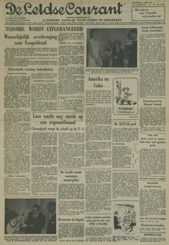 Leidse Courant 1961-05-01