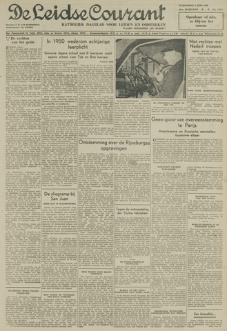 Leidse Courant 1949-06-08
