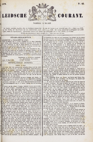 Leydse Courant 1879-03-14
