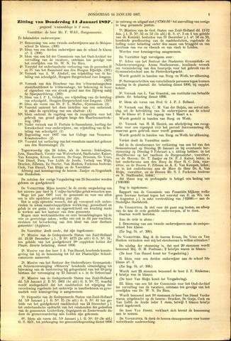 Handelingen van de Raad 1897-01-14