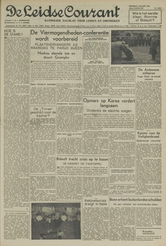 Leidse Courant 1951-03-02