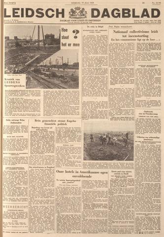 Leidsch Dagblad 1949-07-19