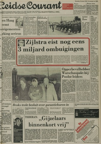 Leidse Courant 1981-01-14