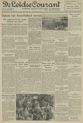Leidse Courant 1949-11-21