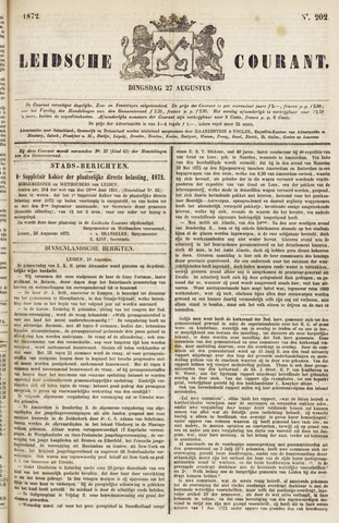 Leydse Courant 1872-08-27