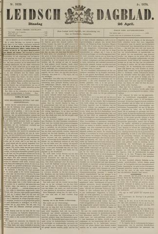 Leidsch Dagblad 1870-04-26
