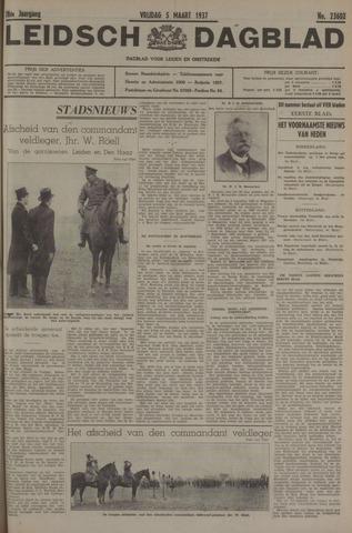 Leidsch Dagblad 1937-03-05