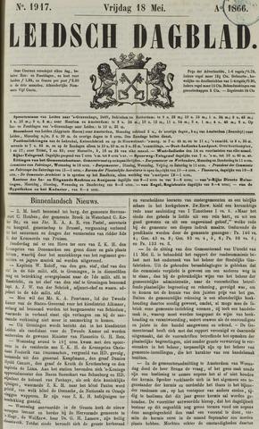 Leidsch Dagblad 1866-05-18
