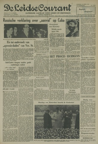 Leidse Courant 1961-04-18