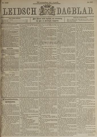 Leidsch Dagblad 1897-04-14