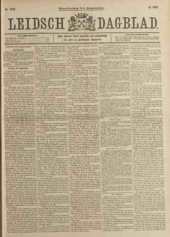 Leidsch Dagblad 1899-08-24