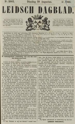 Leidsch Dagblad 1866-08-28