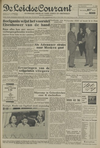 Leidse Courant 1955-08-05