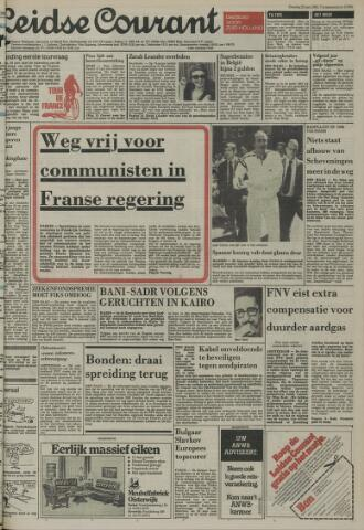 Leidse Courant 1981-06-23