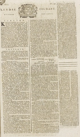 Leydse Courant 1814-04-06