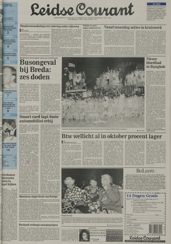 Leidse Courant 1992-05-19