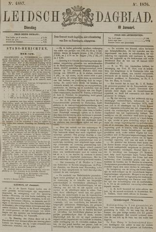 Leidsch Dagblad 1876-01-18