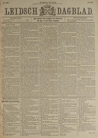 Leidsch Dagblad 1896-07-17