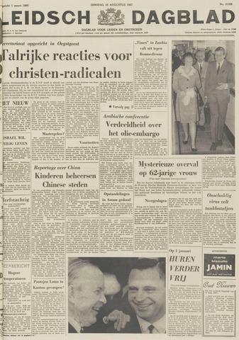 Leidsch Dagblad 1967-08-15