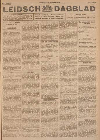 Leidsch Dagblad 1926-09-28