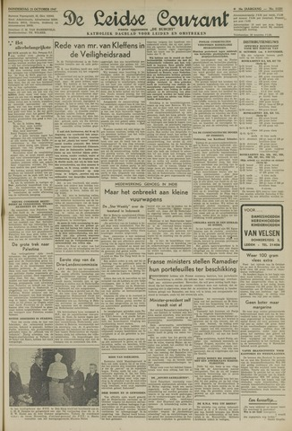 Leidse Courant 1947-10-23
