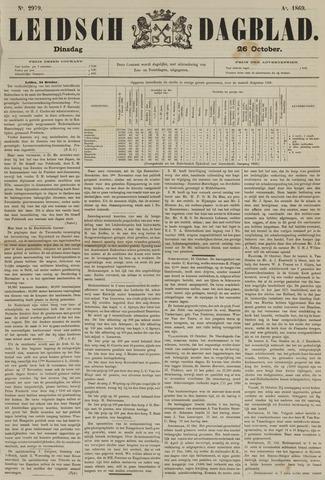Leidsch Dagblad 1869-10-26