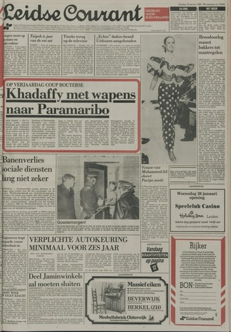 Leidse Courant 1985-01-29