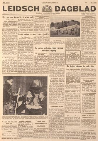 Leidsch Dagblad 1949-10-04